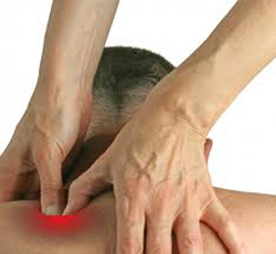 Deep tissue myotherapy